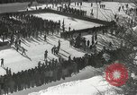 Image of Winter Olympics Canada, 1948, second 32 stock footage video 65675063381