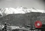 Image of Winter Olympics Canada, 1948, second 43 stock footage video 65675063381
