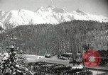 Image of Winter Olympics Canada, 1948, second 45 stock footage video 65675063381