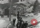 Image of Winter Olympics Canada, 1948, second 54 stock footage video 65675063381