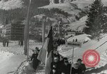 Image of Winter Olympics Canada, 1948, second 56 stock footage video 65675063381