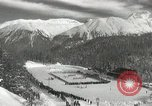 Image of Winter Olympics Canada, 1948, second 9 stock footage video 65675063382