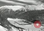 Image of Winter Olympics Canada, 1948, second 10 stock footage video 65675063382