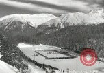 Image of Winter Olympics Canada, 1948, second 15 stock footage video 65675063382