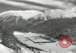 Image of Winter Olympics Canada, 1948, second 17 stock footage video 65675063382