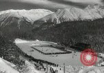 Image of Winter Olympics Canada, 1948, second 21 stock footage video 65675063382