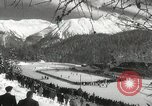 Image of Winter Olympics Canada, 1948, second 30 stock footage video 65675063382