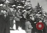 Image of Winter Olympics Canada, 1948, second 45 stock footage video 65675063382