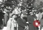 Image of Winter Olympics Canada, 1948, second 47 stock footage video 65675063382