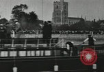Image of Scenes from an annual Harvard and Yale rowing race on the Thames River New London Connecticut USA, 1900, second 57 stock footage video 65675063384