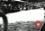 Image of Amateur runners compete in races at a stadium in the United States United States USA, 1900, second 18 stock footage video 65675063387