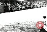 Image of Amateur runners compete in races at a stadium in the United States United States USA, 1900, second 19 stock footage video 65675063387
