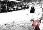 Image of Amateur runners compete in races at a stadium in the United States United States USA, 1900, second 20 stock footage video 65675063387