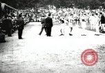 Image of Amateur runners compete in races at a stadium in the United States United States USA, 1900, second 23 stock footage video 65675063387