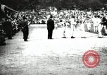 Image of Amateur runners compete in races at a stadium in the United States United States USA, 1900, second 25 stock footage video 65675063387