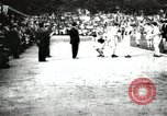Image of Amateur runners compete in races at a stadium in the United States United States USA, 1900, second 26 stock footage video 65675063387