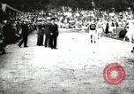 Image of Amateur runners compete in races at a stadium in the United States United States USA, 1900, second 39 stock footage video 65675063387