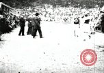 Image of Amateur runners compete in races at a stadium in the United States United States USA, 1900, second 40 stock footage video 65675063387