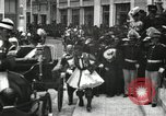 Image of King Edward VII and Queen Alexandra are guests of Greek King George I  Athens Greece, 1906, second 5 stock footage video 65675063389