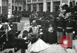 Image of King Edward VII and Queen Alexandra are guests of Greek King George I  Athens Greece, 1906, second 6 stock footage video 65675063389