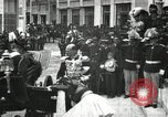 Image of King Edward VII and Queen Alexandra are guests of Greek King George I  Athens Greece, 1906, second 7 stock footage video 65675063389