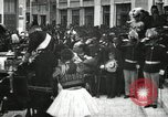 Image of King Edward VII and Queen Alexandra are guests of Greek King George I  Athens Greece, 1906, second 8 stock footage video 65675063389