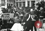 Image of King Edward VII and Queen Alexandra are guests of Greek King George I  Athens Greece, 1906, second 12 stock footage video 65675063389