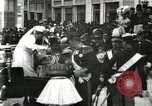 Image of King Edward VII and Queen Alexandra are guests of Greek King George I  Athens Greece, 1906, second 13 stock footage video 65675063389