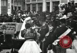 Image of King Edward VII and Queen Alexandra are guests of Greek King George I  Athens Greece, 1906, second 14 stock footage video 65675063389
