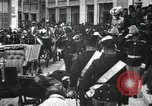 Image of King Edward VII and Queen Alexandra are guests of Greek King George I  Athens Greece, 1906, second 15 stock footage video 65675063389