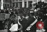 Image of King Edward VII and Queen Alexandra are guests of Greek King George I  Athens Greece, 1906, second 17 stock footage video 65675063389