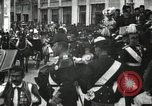 Image of King Edward VII and Queen Alexandra are guests of Greek King George I  Athens Greece, 1906, second 18 stock footage video 65675063389