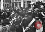 Image of King Edward VII and Queen Alexandra are guests of Greek King George I  Athens Greece, 1906, second 19 stock footage video 65675063389
