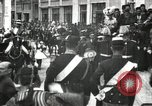 Image of King Edward VII and Queen Alexandra are guests of Greek King George I  Athens Greece, 1906, second 20 stock footage video 65675063389