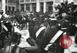 Image of King Edward VII and Queen Alexandra are guests of Greek King George I  Athens Greece, 1906, second 21 stock footage video 65675063389