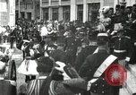 Image of King Edward VII and Queen Alexandra are guests of Greek King George I  Athens Greece, 1906, second 24 stock footage video 65675063389
