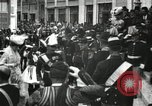 Image of King Edward VII and Queen Alexandra are guests of Greek King George I  Athens Greece, 1906, second 25 stock footage video 65675063389