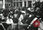 Image of King Edward VII and Queen Alexandra are guests of Greek King George I  Athens Greece, 1906, second 26 stock footage video 65675063389