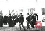 Image of King Edward VII and Queen Alexandra are guests of Greek King George I  Athens Greece, 1906, second 28 stock footage video 65675063389