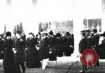 Image of King Edward VII and Queen Alexandra are guests of Greek King George I  Athens Greece, 1906, second 31 stock footage video 65675063389