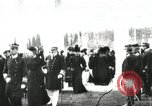 Image of King Edward VII and Queen Alexandra are guests of Greek King George I  Athens Greece, 1906, second 32 stock footage video 65675063389