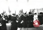 Image of King Edward VII and Queen Alexandra are guests of Greek King George I  Athens Greece, 1906, second 33 stock footage video 65675063389