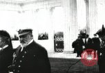 Image of King Edward VII and Queen Alexandra are guests of Greek King George I  Athens Greece, 1906, second 37 stock footage video 65675063389