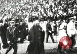 Image of King Edward VII and Queen Alexandra are guests of Greek King George I  Athens Greece, 1906, second 41 stock footage video 65675063389