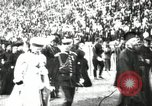 Image of King Edward VII and Queen Alexandra are guests of Greek King George I  Athens Greece, 1906, second 42 stock footage video 65675063389