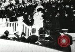 Image of King Edward VII and Queen Alexandra are guests of Greek King George I  Athens Greece, 1906, second 53 stock footage video 65675063389