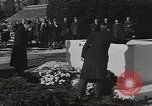 Image of Franklin Roosevelt grave at Springwood in Hyde Park New York United States USA, 1945, second 2 stock footage video 65675063398