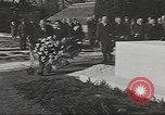 Image of Franklin Roosevelt grave at Springwood in Hyde Park New York United States USA, 1945, second 6 stock footage video 65675063398