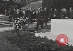 Image of Franklin Roosevelt grave at Springwood in Hyde Park New York United States USA, 1945, second 7 stock footage video 65675063398