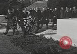 Image of Franklin Roosevelt grave at Springwood in Hyde Park New York United States USA, 1945, second 8 stock footage video 65675063398